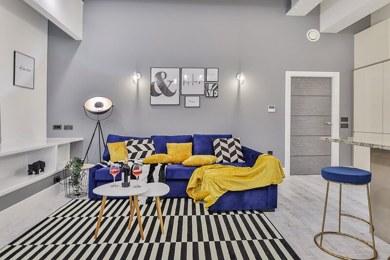 City Dreamz -NEW Modern Apartment In The Heart Of  Manchester, location de vacances à Manchester