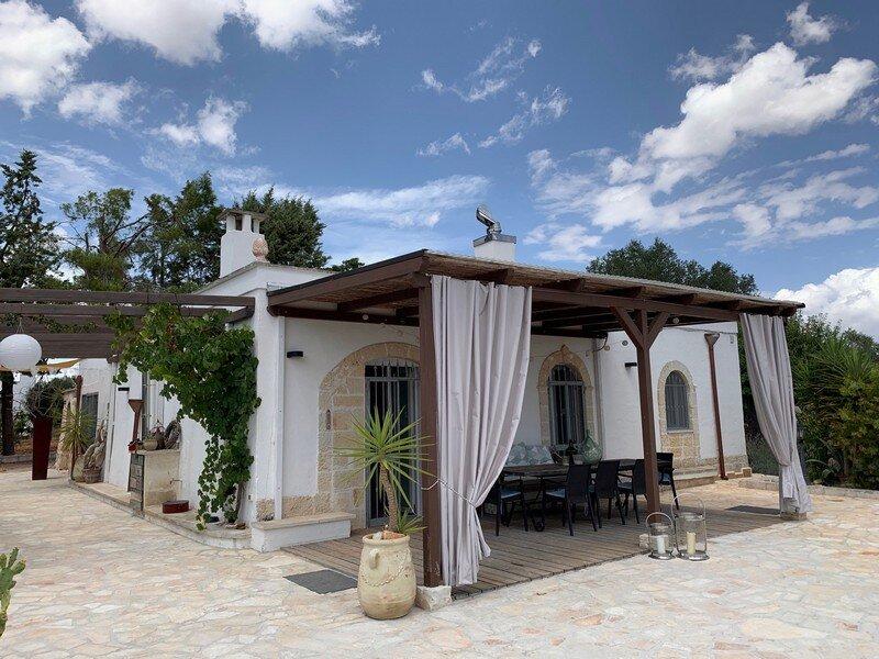 Casa Brunetti, Ferienhaus in Apulien für einen anspruchsvollen Italien-Urlaub, alquiler de vacaciones en Ceglie Messapica