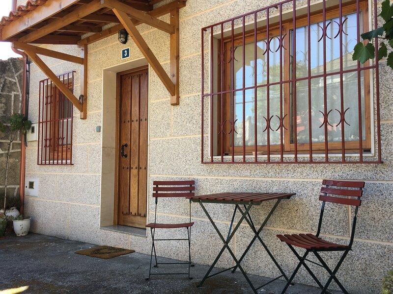 Casa Manuela., aluguéis de temporada em Nogueira de Ramuin
