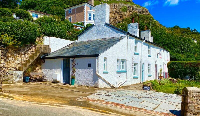 Ty Newydd Cottage, location de vacances à Llandudno