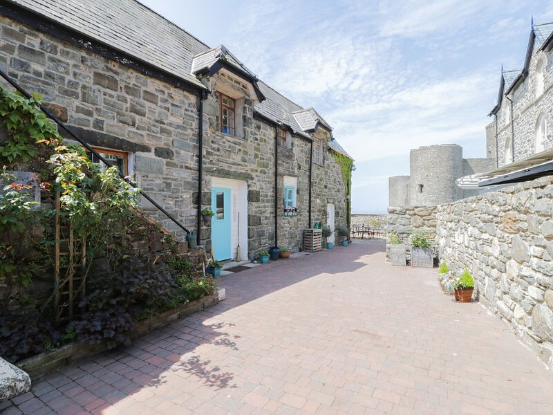 Castle Lodge,  Harlech, vacation rental in Harlech