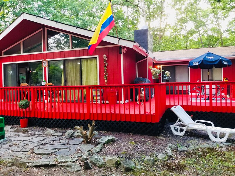 Cabin, holiday rental in Mount Pocono