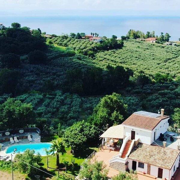 Casale Calabria Gizzeria, vakantiewoning in Marina di Nocera Terinese