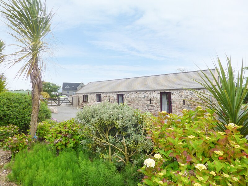 WAGTAIL BARN, WIFI, large garden, modern decor, Ref. 962012, vacation rental in Rosslare Harbour