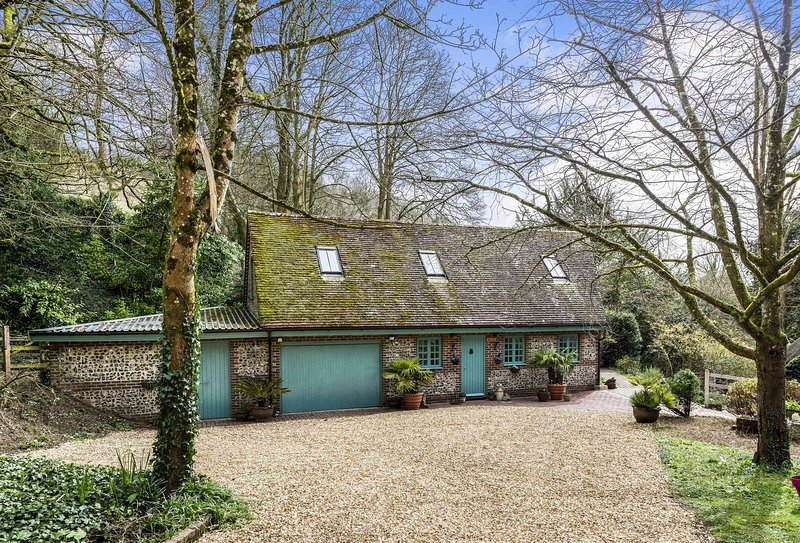 Pip's Hideaway, holiday rental in Winterborne Whitechurch