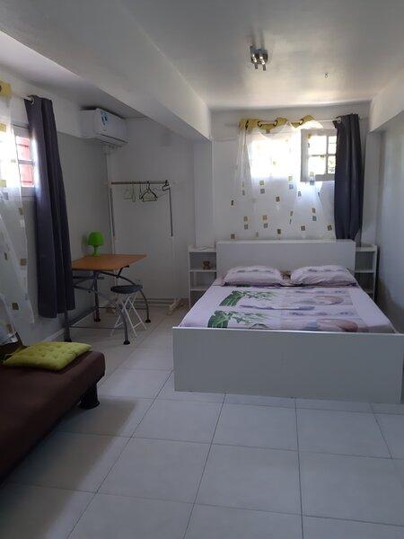 Appartement dans Villa avec jardin et piscine pour évasion et détente, location de vacances à Matoury