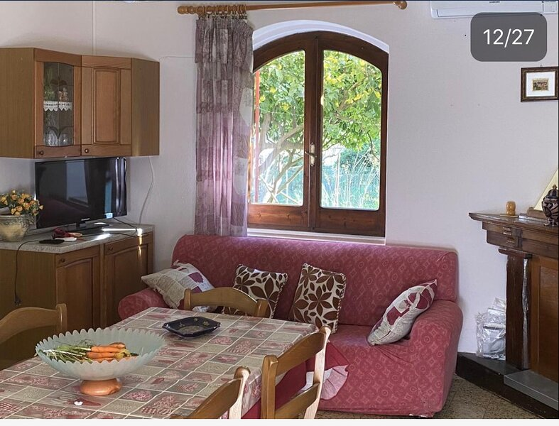 Casa Brandino Pani, holiday rental in Jerzu