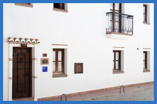 CASA ABUELA ANA-CASA AZUL, alquiler de vacaciones en Vélez-Málaga