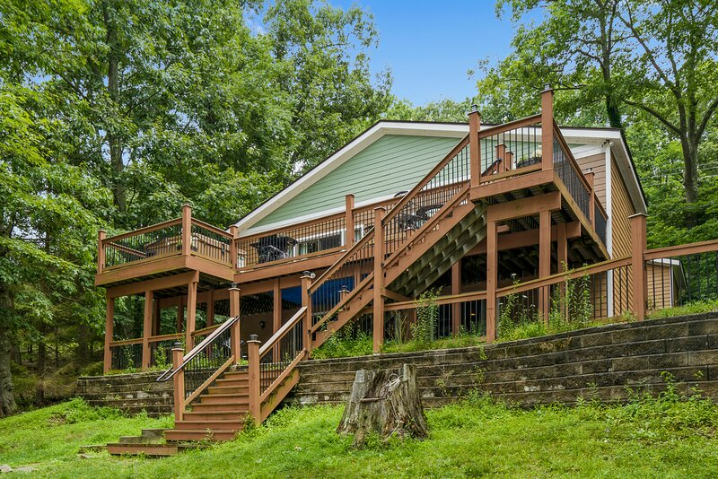 Kiss the Lake, vacation rental in Reedsville