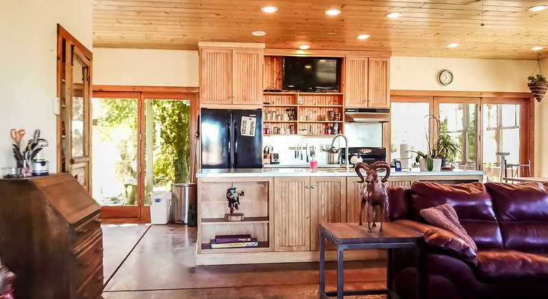 Malachite River Ranch, holiday rental in Red Wing