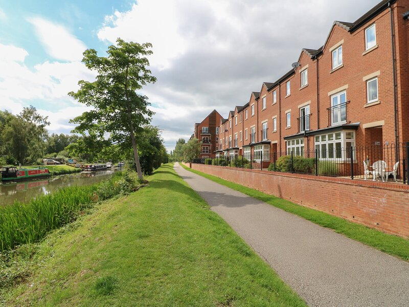 Canal Stories, Lincoln, holiday rental in Washingborough
