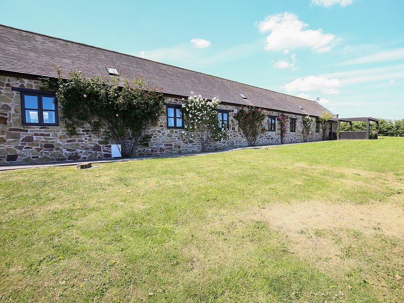 The Park Barn, Craven Arms, casa vacanza a Burrington