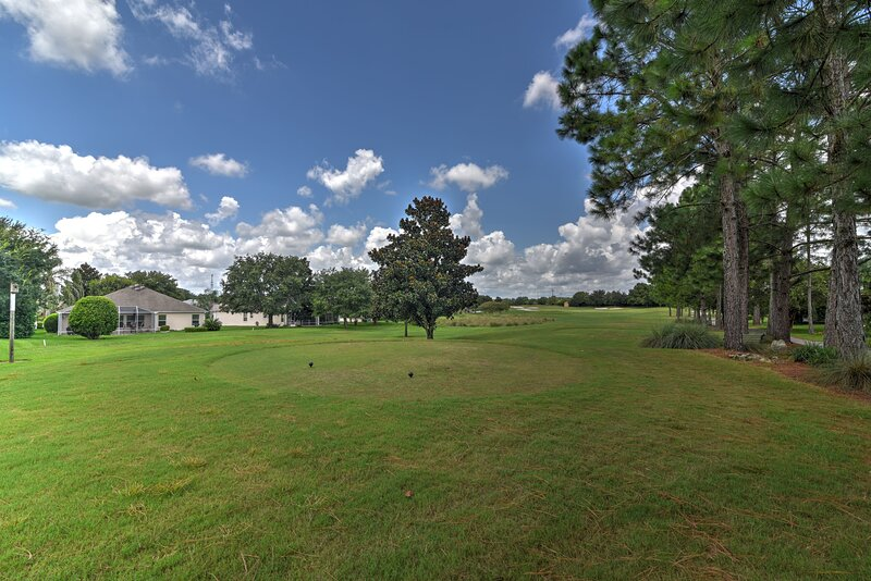 Tee off at any of the neighboring golf courses!