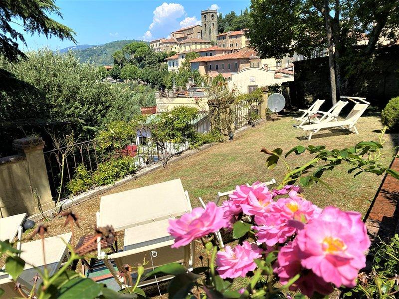 Dimora Belvedere - tra Firenze e Pisa, vacation rental in Pieve a Nievole