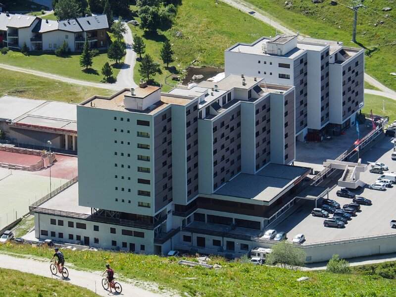 Rosablanche B61S, location de vacances à Siviez
