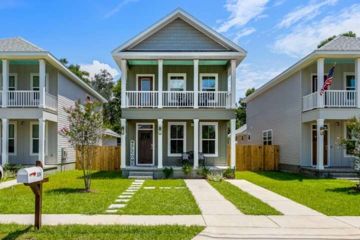 Beautiful new construction home near downtown Pensacola