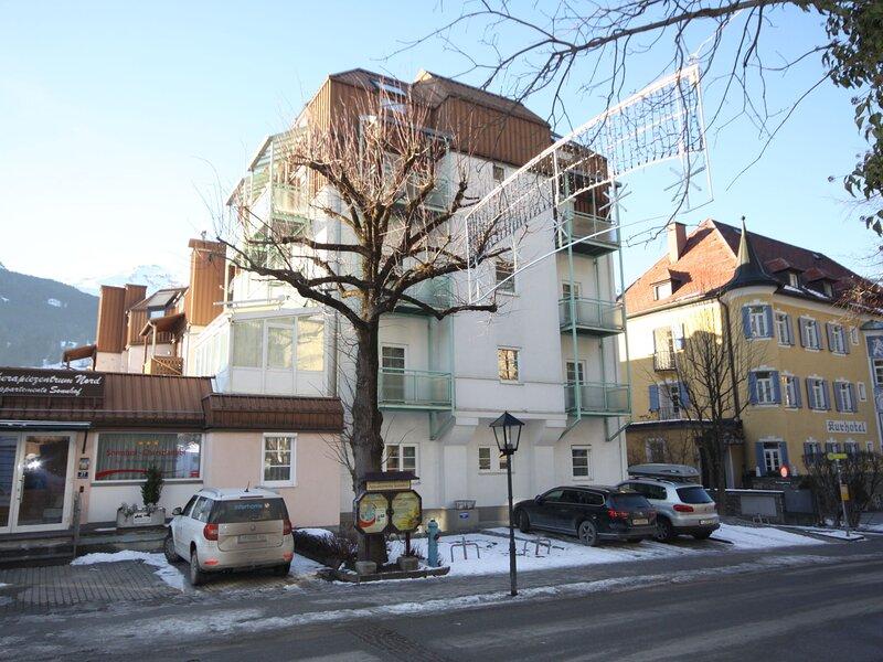 Sonnhof-Christianhof, holiday rental in Dorfgastein