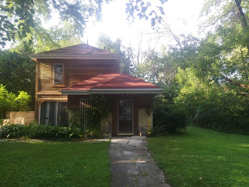 Milk House Cottage, vacation rental in Fond du Lac