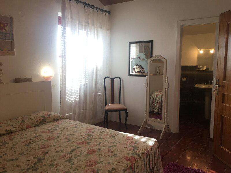 b&b il giardino degli agrumi - Camera rosa, holiday rental in Marina di Palma