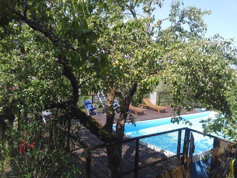 Country House near Florence, holiday rental in Montemignaio