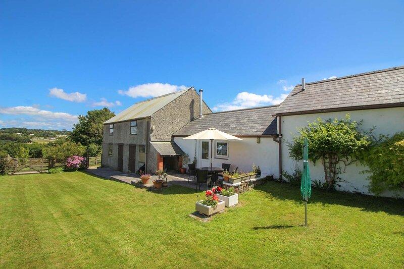 Roseland Cottage, holiday rental in Devoran