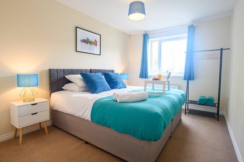 Usk View - Best Location in Newport!, location de vacances à Newport