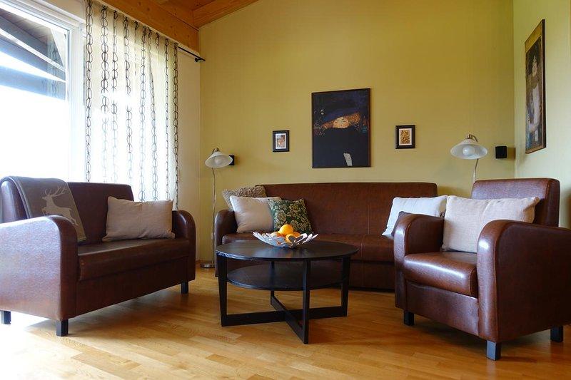 Apartment Katrin in Adler resort, casa vacanza a Fusch