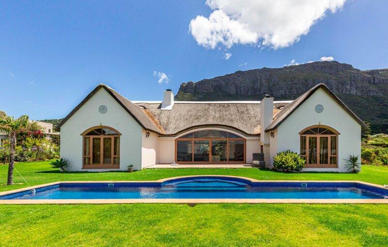 African Guest Villa, alquiler de vacaciones en Hout Bay