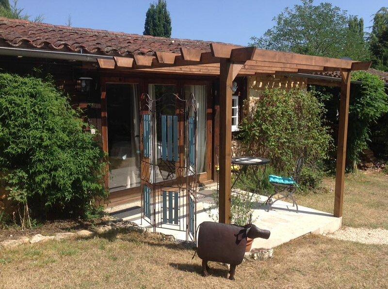 La Petite Borie, holiday rental in Condezaygues