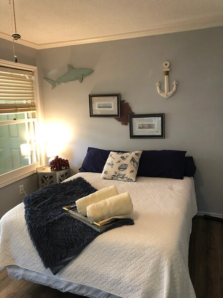 Secluded apartment with private parking, holiday rental in Pinehurst