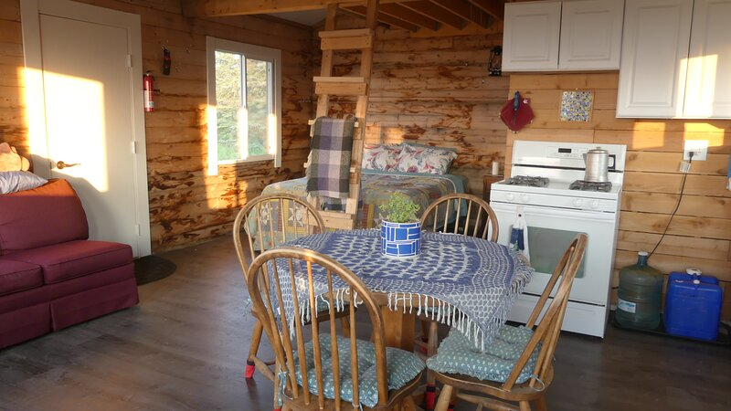 Caribou Hills Remote Retreat, holiday rental in Ninilchik
