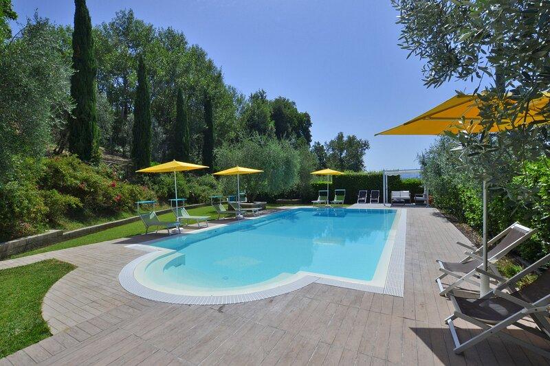 Villetta 2, holiday rental in Vico D'elsa