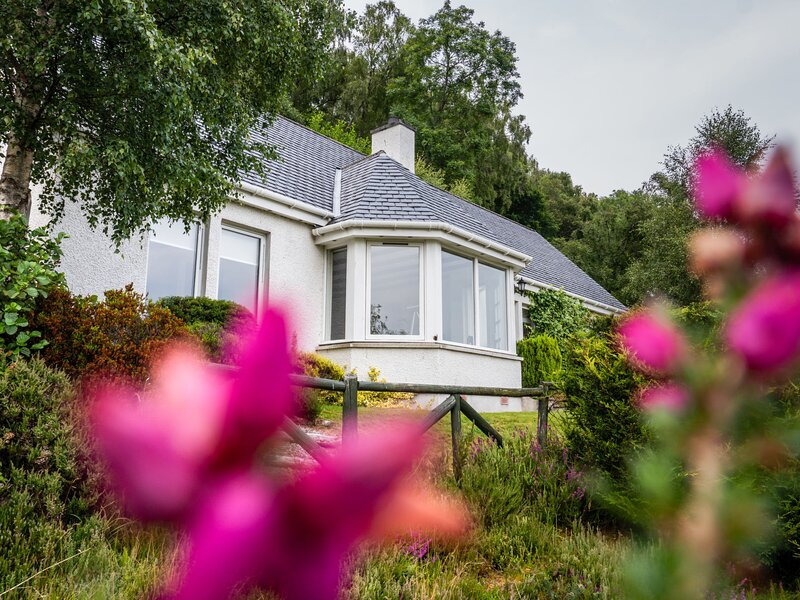 Brae Side, holiday rental in Dores