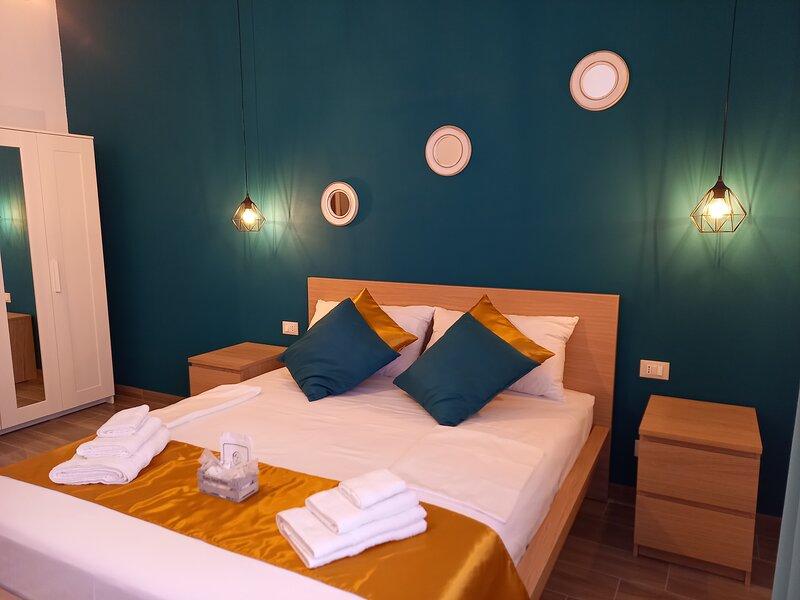 Al CIVICO 1 APARTMENTS - AURORA, holiday rental in Trapani