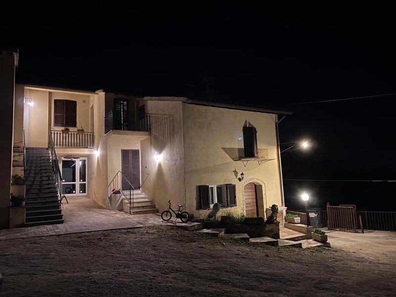 Agriturismo Casa Orsini, vakantiewoning in San Valentino