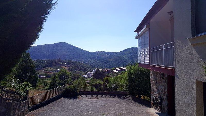 Vivienda turística en la Ribeira Sacra, holiday rental in Sober