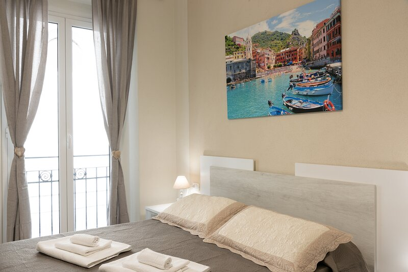 PLATFORM 1, Ferienwohnung in La Spezia