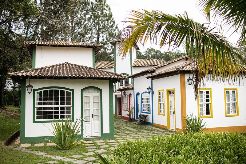H2 Casa Rosada, alquiler vacacional en Estado de Minas Gerais