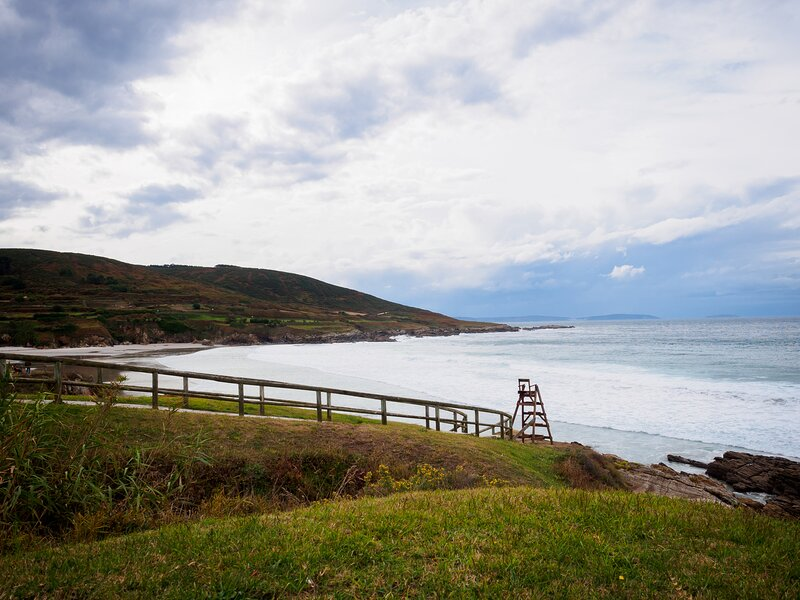 Casa de playa TABI Caión- A Coruña (VUT-CO-000899), location de vacances à San Lorenzo