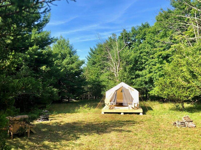 Tentrr Signature Site - Ashokan Reservoir Retreat, holiday rental in Boiceville