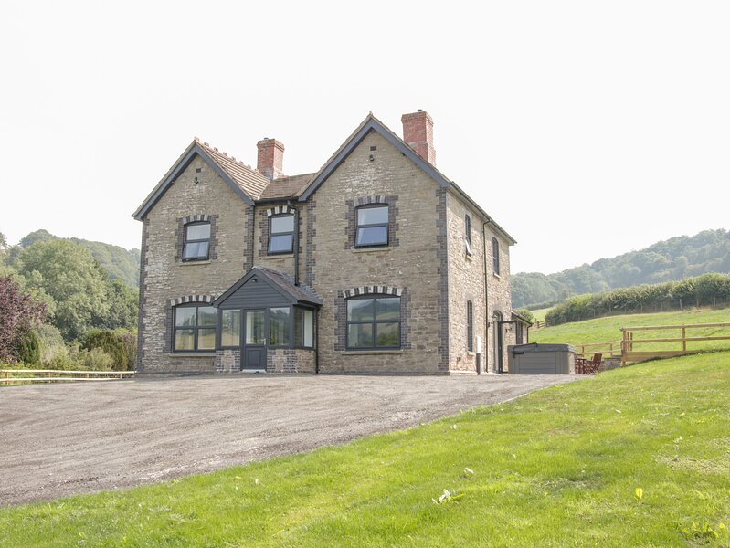 The Farm, Presteigne, vacation rental in Titley