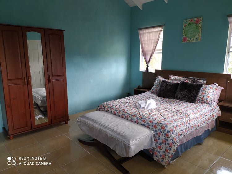 Comfort Suites - One Bedroom Apartment, holiday rental in Choiseul