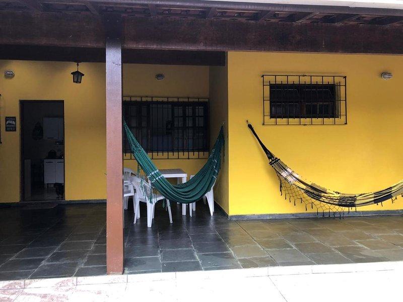 Casa na Praia de Boraceia em São Sebastião, casa vacanza a Juqueí