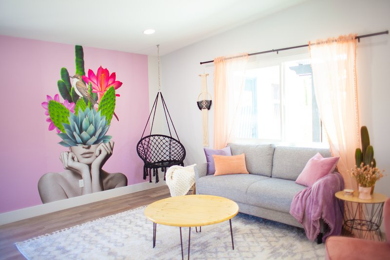 (NEW) The Sunset Jewel • AC • LAUNDRY • MINS FROM PARK •, holiday rental in Joshua Tree