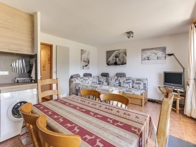 Appartement de charme 4 pièces 8 personnes à Vallandry proche des pistes, vacation rental in Vallandry