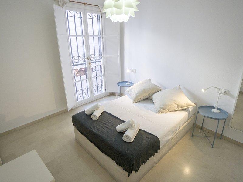 RentalSevilla Cozy apartment in the Alfalfa, location de vacances à Las Navas de la Concepcion