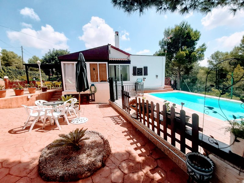 ABELES'HOME, vacation rental in Vilabella