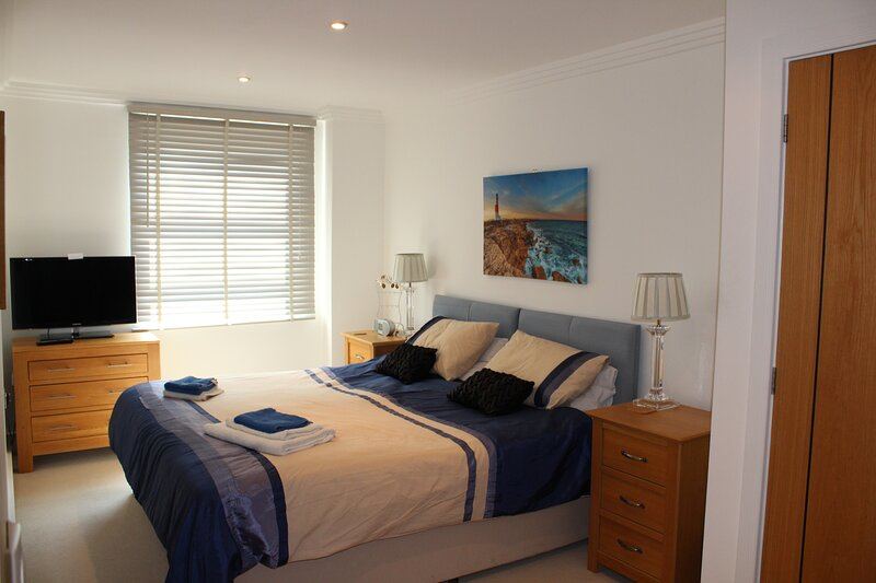 A Luxury Marinus Apartment, vakantiewoning in Cowes