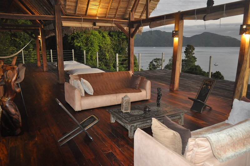 Ecolodge de luxe nosy komba, casa vacanza a Provincia di Antsiranana