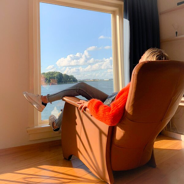 All Exclusive Riverview Apartment (1-4p), holiday rental in Polsbroek